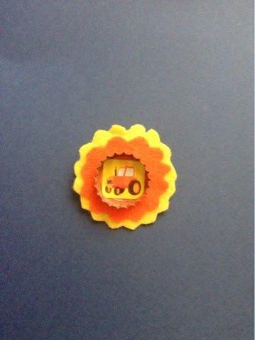 Chapa tractor www.elsombrerodemarypoppins.blogspot.com