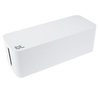 BlueLounge Cable Box Power Strip and Cord Concealer - QVC.com - $24.83