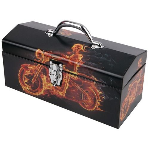 GHOST RIDER 16IN TOOL BOX