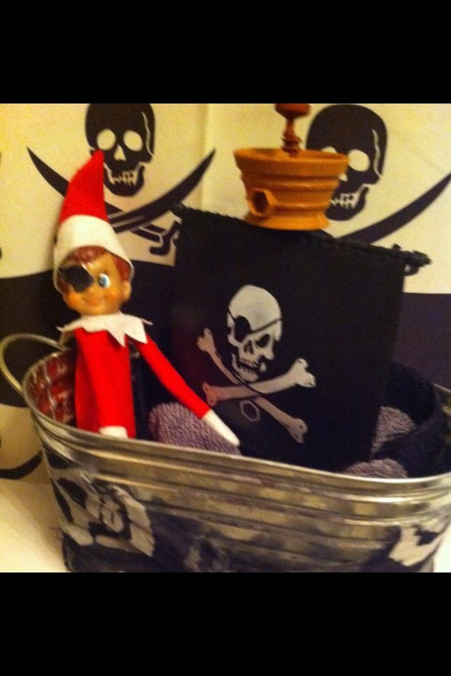 Pirate Chippy
