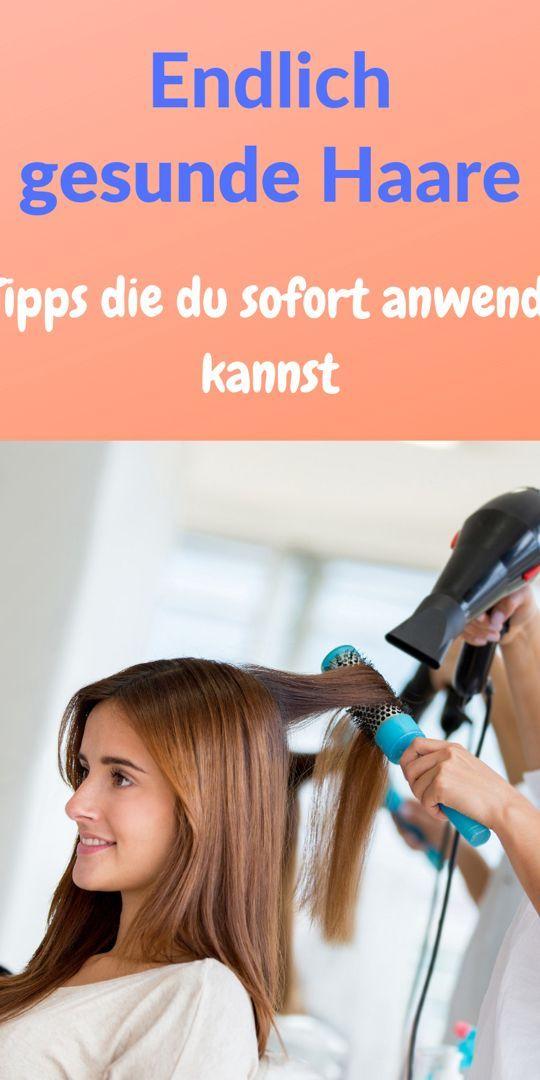 5 Tipps für gesunde Haare – die du sofort anwenden kannst