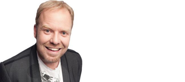 Peter Helliar • Comedian • Enhance Entertainment