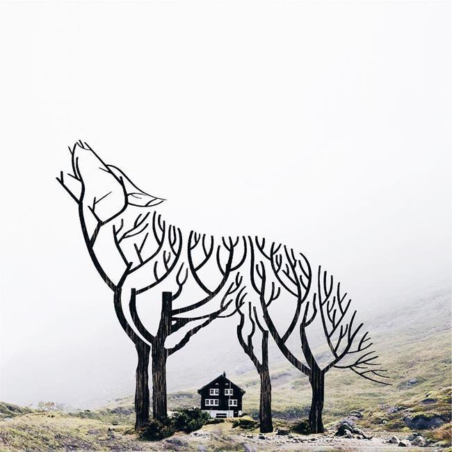 Yaptığı Rötuşlarla Gerçeküstü Fotoğraflar Elde Eden Sanatçı: Luisa Azevedo Sanatlı Bi Blog 30