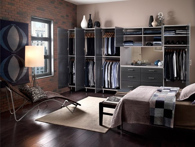 Free Standing Closet Closet Organization Rustic Closet