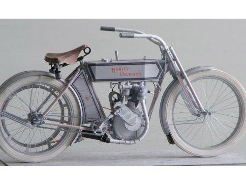 Harley Davidson, modelo 7 del año 1911