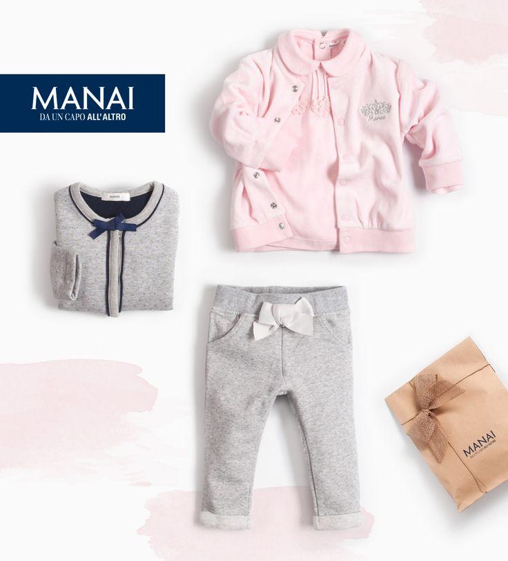 #AutunnoInverno2016 #NewBornCerimonia #Manai Rendi speciale ogni giorno con i look Manai... Tessuti morbidi e confortevoli anche per i più piccoli. Acquista ora -> www.manai.it