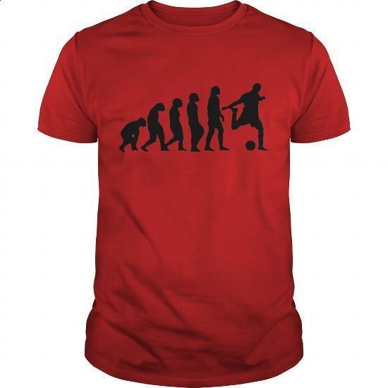 Football Evolution - Soccer Evolution - #white shirt #volcom hoodies. CHECK PRICE => https://www.sunfrog.com/Sports/Football-Evolution--Soccer-Evolution-Red-Guys.html?60505