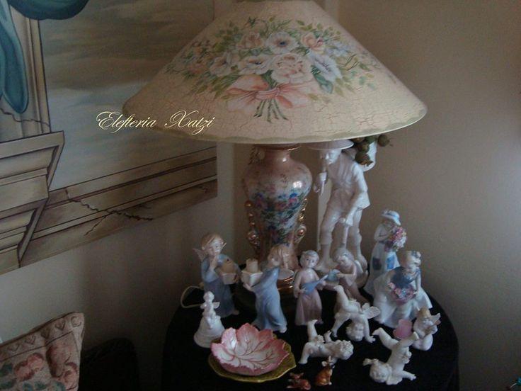 A Corner of porcelain.. By Elefteria Hatzi