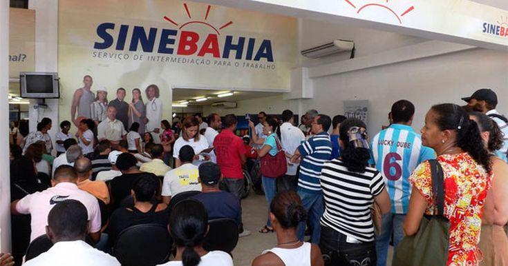 Confira as vagas do SineBahia para segunda-feira (4) em Salvador