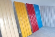 Metal roof tile plastic roof tile corrugated galvanized steel sheet