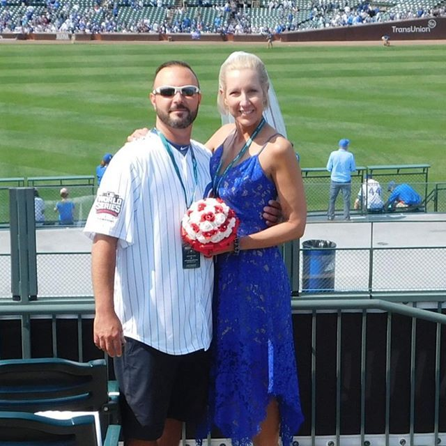 Beautiful day for a ball game and a wedding at Wrigley field rooftop!#lovelulus#contest#justmarriedcouple justmarriedcouple,lovelulus,contest Via https://www.instagram.com/p/BY8lyewHz_2/  Credit -  Cute Dresses, Tops, Shoes, Jewelry & Clothing for Women - Shop now!