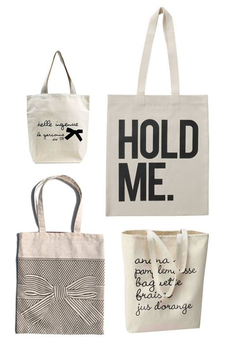 100 best images about canvas tote bags on Pinterest