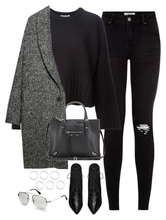 40 Chic Sweater Outfit Ideas For Fall/Winter 2019 - Outfits with Sweater 7