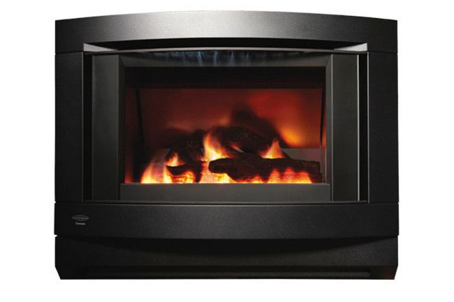 Home Life's pick of 15 Fireplaces including our Canterbury In-Built gas log fireplace | homelife.com.au