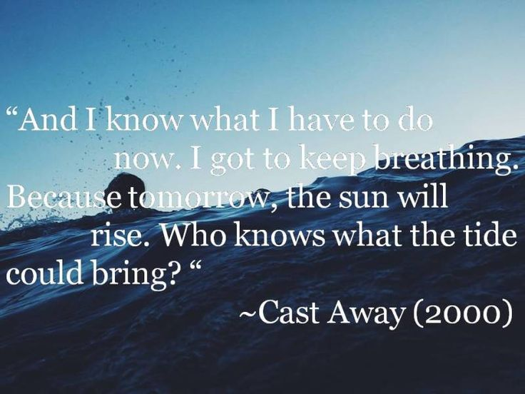 Cast Away Movie Quotes : 8 Famous Dialogues