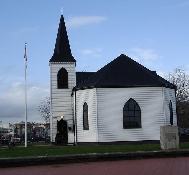 Norwegian Church, Cardiff,