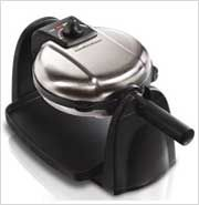 Giveaway: Belgian Waffle Maker from Hamilton Beach from Leite's Culinaria