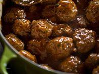 Potluck Meatballs