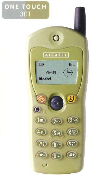 Alcatel One Touch 301  Mobile #2 (2000)