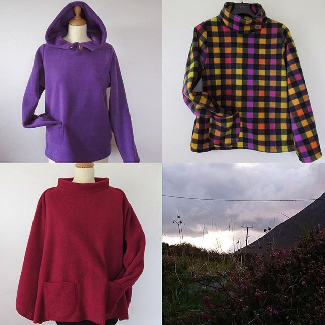 #cosysweater days, #autumn #windydays #achillisland #weekend