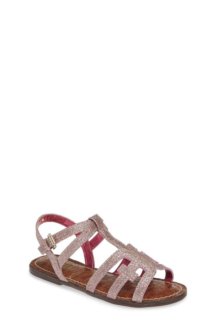 Sam Edelman Gigi Cara Glitter Sandal Products In 2019