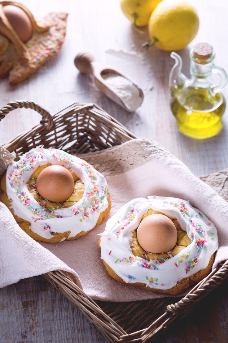Scarcelle: in Puglia non è Pasqua senza queste delizie. Ecco la nostra versione!   [Easter Scarcelle from Puglia]