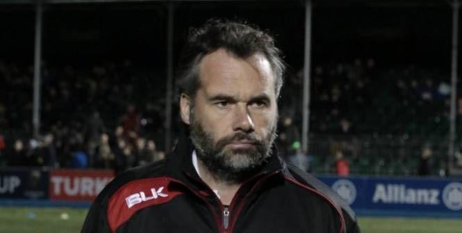 Rugby - Top 14 - ST - Top 14 : Ugo Mola (Toulouse) félicite La Rochelle pour sa victoire