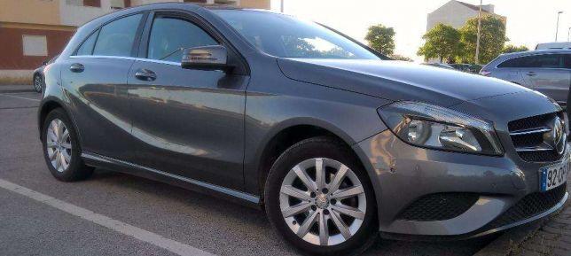 Mercedes A160 CDI BE Style preços usados