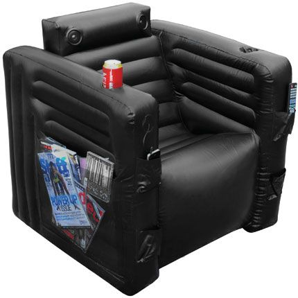 Kick back and relax on the awesome Everything Chair!