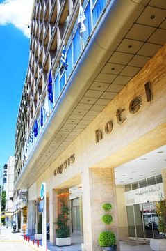 For exciting #last #minute #hotel deals on your stay at CAPSIS, Thessaloniki, , visit www.TBeds.com now.