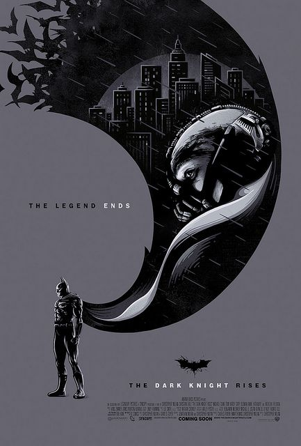 Dark Knight Rises | Designer: Enkel Dika