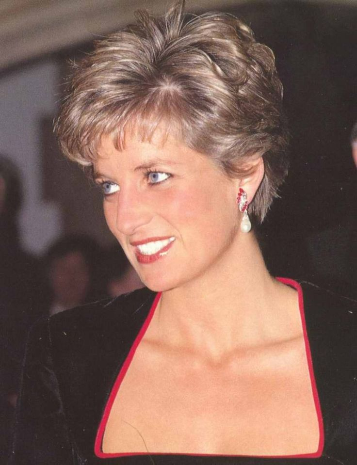 princess diana haircut 17 best images about diana evening on diana 6031