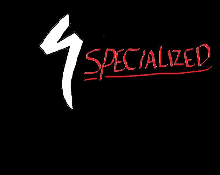 this here is a rough copy of my specialized bike logo that tried out in illustrate.