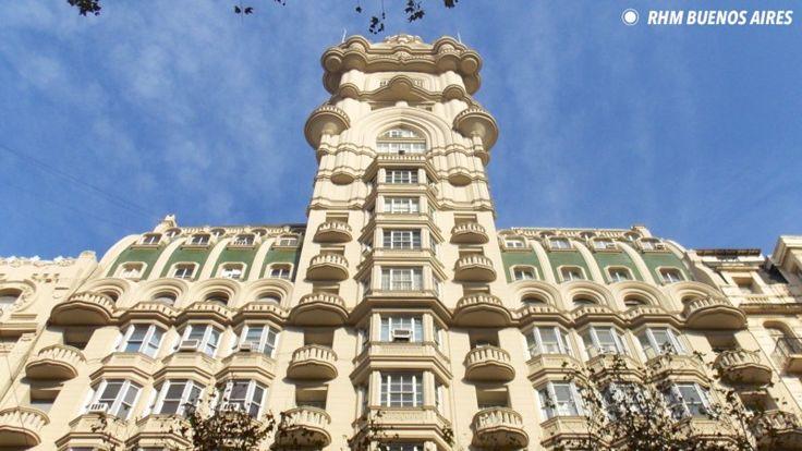 Visita Guiada Palacio Barolo — Medium