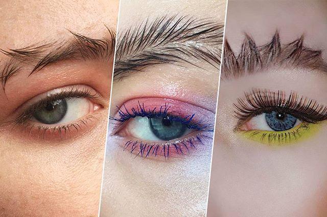 "Eye brow game going strong! Setelah tren alis ""on fleek"" yang terdefinisi sempurna kini hadir tren baru yaitu barbed-wire brow feather brow dan dragon brow yang unik. Bagaimana pendapat Anda Grazia Bella? Yay or Nay? . . . Foto: Dokumentasi nymag.com . #graziaindonesia #GraziaBeauty #eyebrowtrend #featherbrows #dragonbrows #barbedwirebrows #beautytrends #beautyinspiration  via GRAZIA INDONESIA MAGAZINE OFFICIAL INSTAGRAM - Fashion Campaigns  Haute Couture  Advertising  Editorial Photography…"