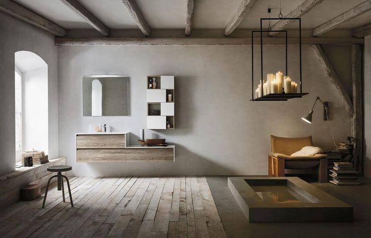 Linfa, ny møbelserie fra italienske Arbi Arredobagno <3 Sjarmerende treverk, myke farger, levende og naturlige overflater. Praktisk og avrundet håndtak integrert i skapdørene gir rene elegante frontpaneler med glatte linjer. Dette liker vi... kommer snart i butikken :-) #norfloor #arbi #stileitaliano