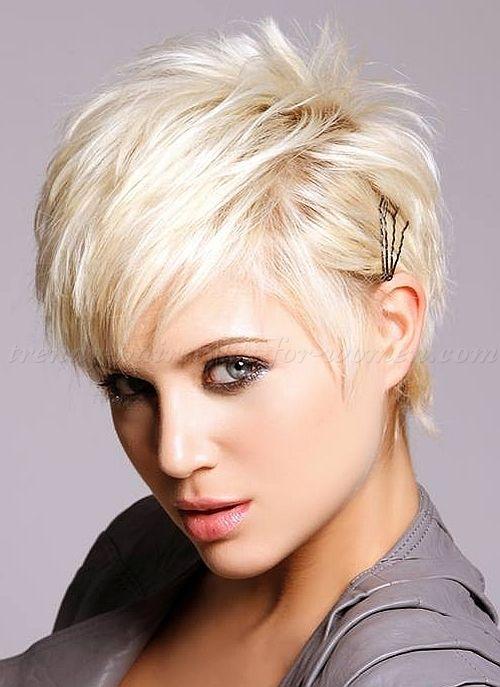 kapsels 83 blond haar