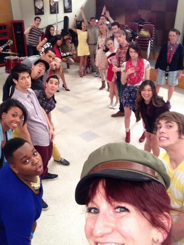 Extreme Selfie!!!!! Amazing to have so many faces back. And even more!!!! 5x12