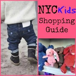 NYC Local Shopping Guide for Kids: Toy Stores & Children's Boutiques | Mommy Poppins - Things to Do in NYC with Kids