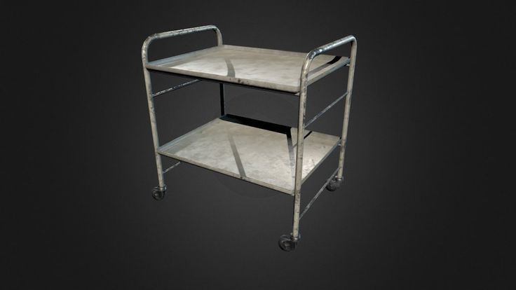old medical table by gromorg