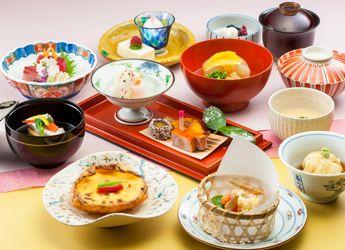 宿泊プラン:室数限定1泊夕朝食付きステイ 夕食は日本料理に舌鼓 | 山梨 フルーツパーク富士屋ホテル