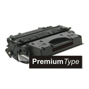 mikromagazo.gr - Συμβατό Toner - Ανακατασκευασμένο/Rebuilt για εκτυπωτή HP CE505X Black - 6700 σελίδες
