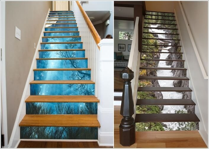 10-artistic-ways-to-decorate-your-staircase-area-1