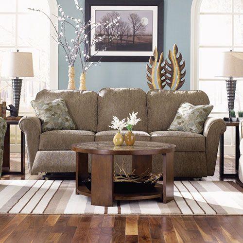 Jenna La-Z-Time® Full Reclining Sofa - Official La-Z-Boy Website ...