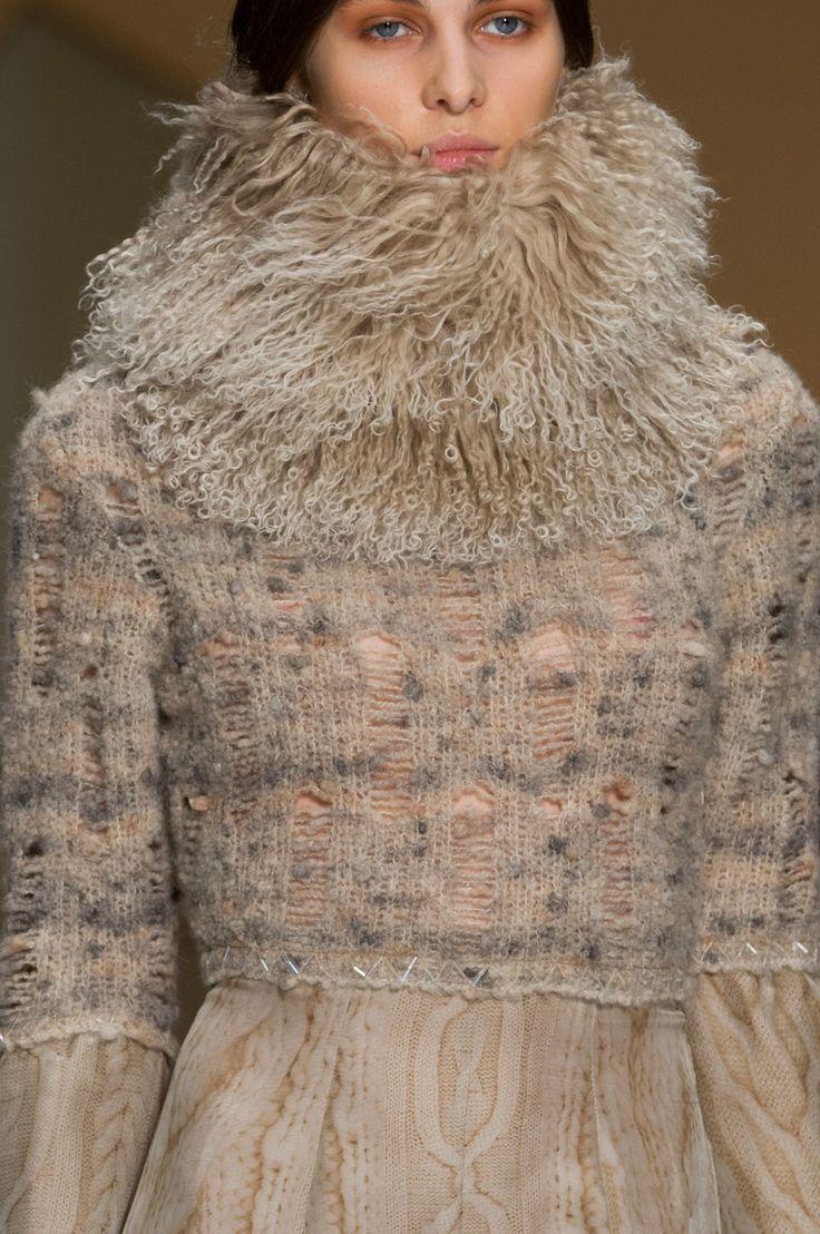 Laura Biagiotti Details A/W '14