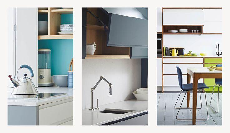 Pure kitchen designs
