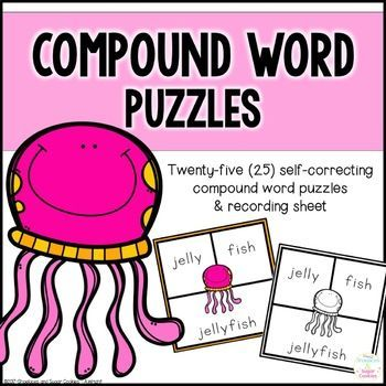 1000+ ideas about Compound Words on Pinterest | Spelling ...
