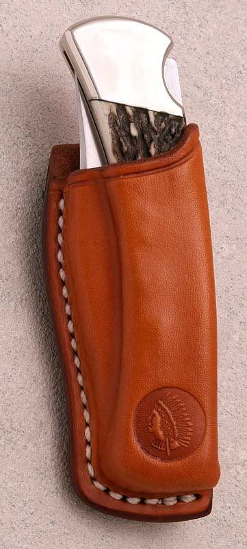 Leather Some tips and thoughts on folder sheaths - Page 6