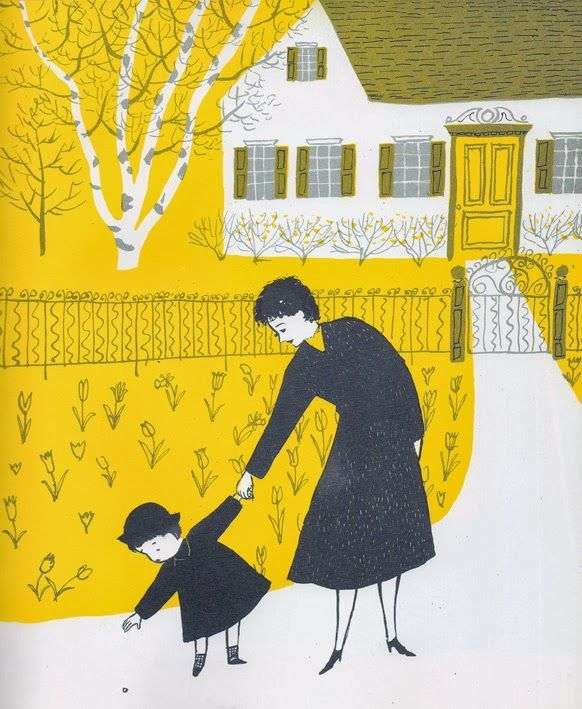 """""""One Step, Two…"""" by Charlotte Zolotow, illustrated by Roger Duvoisin 
