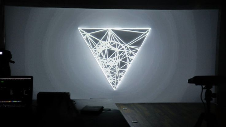 100Answer Projection Mapping on Vimeo
